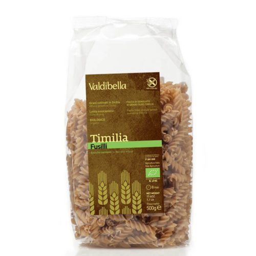 Fusilli From Timilìa
