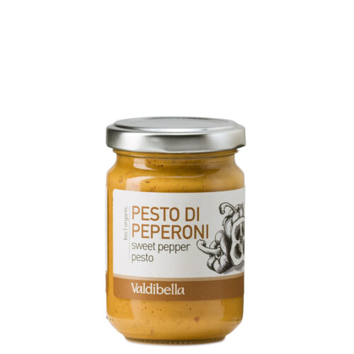 Peppers' Pesto